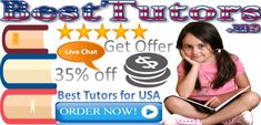 Best Tutors for the USA – Best Tutors is a notable academic entry that has been known to afford educational services through the best online homework help.