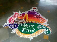 Easy Rangoli Designs Videos, Rangoli Designs Latest, Rangoli Designs Flower, Rangoli Border Designs, Colorful Rangoli Designs, Rangoli Designs Diwali, Rangoli Designs Images, Flower Rangoli, Beautiful Rangoli Designs