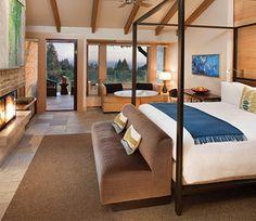 Big Sur Luxury Hotel | Ventana Inn & Spa | Hotel in Big Sur