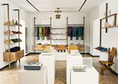 Albemarle Street store extension by Paul Smith with 6a Architects