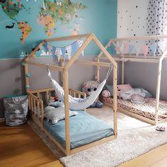 Montessorian Bedroom: How to Assemble, Ideas, and Furniture - Decor Tips - Casa - Quarto do Bebê