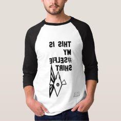 #SELFIE T-Shirt Humorous