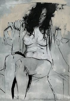 painting by Jason Shawn Alexander Life Drawing, Drawing Sketches, Art Drawings, Figure Drawings, Figure Painting, Painting & Drawing, Nocturne, Portraits, Figurative Art