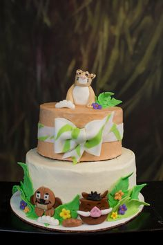Lion king cake made by me, SweetEms Cakery.