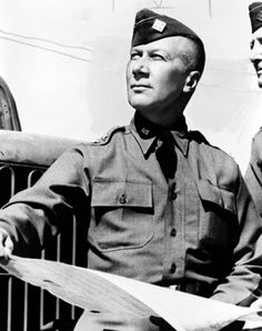 """Major General Lloyd Fredendall, US Army (1883-1963) has been described as """"...one of the most inept senior officers to hold a high command during World War II"""" and also """"a son of a bitch"""" and """"a moral and physical coward."""" Despite being universally despised by his service members, he was received a hero back in the US."""