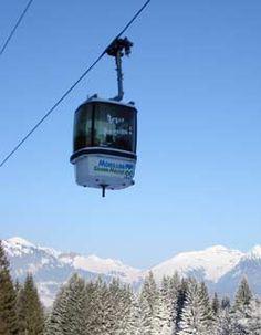 Morillon - Haute-Savoie - France -domaine-skiable - Morillon : station de ski et séjour savoie