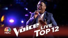 "The Voice 2014 Top 12 - Damien: ""He Ain't Heavy, He's My Brother"""