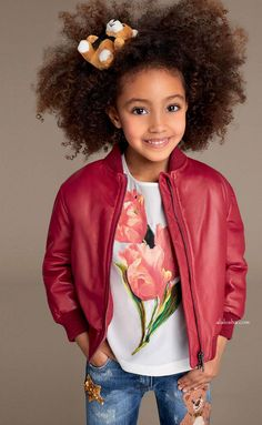 ALALOSHA: VOGUE ENFANTS: Must Have of the Day: Floral symbols of Love all the…