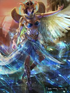 Arcanoteca: Menu Mitologia Egipcia: Amonet