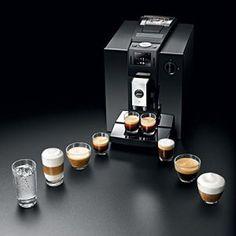 Jura | Gourmet Coffee Cafe K Cup Coffee Maker, Coffee Cafe, Professional Coffee Machine, Best K Cups, Coffee Equipment, Espresso Machine, Hot Chocolate, Latte, Tea