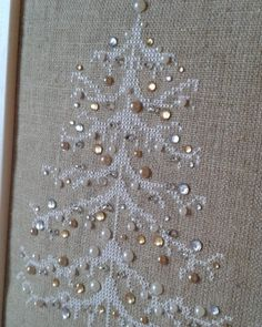 Thrilling Designing Your Own Cross Stitch Embroidery Patterns Ideas. Exhilarating Designing Your Own Cross Stitch Embroidery Patterns Ideas. Cross Stitch Christmas Ornaments, Xmas Cross Stitch, Christmas Cross, Cross Stitching, Cross Stitch Embroidery, Christmas Tree, White Christmas, Christmas Gifts, Cross Stitch Designs