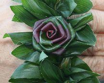 Ti leaf rose...everytime mine comes out kinda kapulu, lol!