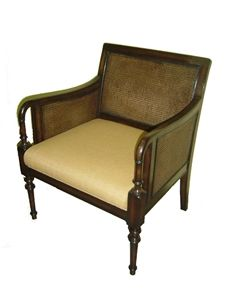 ENGLISH COTTAGE ARM CHAIR