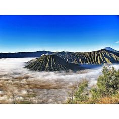 Mt. Batok - Bromo, East Java