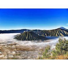 Mt. Batok - Bromo, East Java