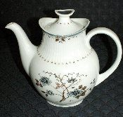 Royal Doulton Old Colony Lidded Coffee Pot