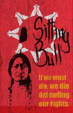 Sitting Bull Print. This print pays tribute to Hunkpapa Lakota Sioux war chief, Sitting Bull. $15