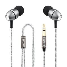 From 9.95 Sephia Sp3030 Earphones Noise Isolating Headphones With Bass Driven Sound For Iphone Ipad Ipod Mp3 Players Samsung Etc