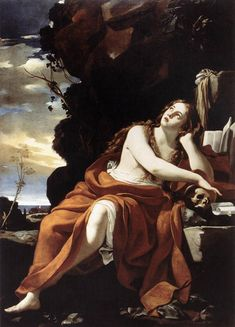 St.Mary Magdalene- Simon Vouet