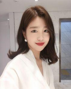 빌드펌 Super Cute Hairstyles, Kawaii Hairstyles, Long Bob Hairstyles, Girl Hairstyles, Medium Hair Styles, Short Hair Styles, Asian Haircut, Asian Short Hair, Lob Hairstyle