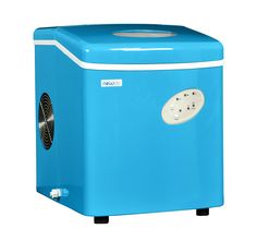NewAir AI-100CB Portable Ice Maker, Blue ** This is an Amazon Affiliate link. You can get more details by clicking on the image.