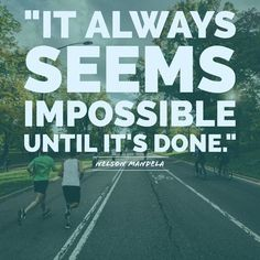 You can get it done. Just do it