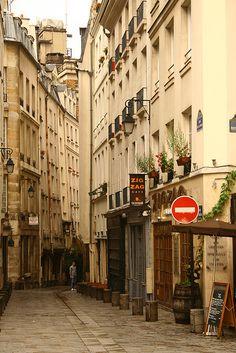 Zig Zag Cafe, Rue de Lanneau / Rue des Carmes, Paris 5e