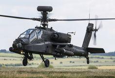 EVDZ - Westland WAH-64 Apache AH1 - Army Air Corps - ZJ231