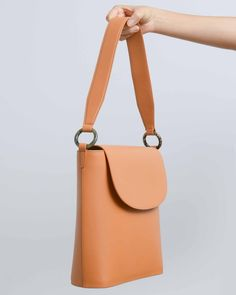 Tan Leather Luca Bag Womens Clothing Stores, Clothes For Women, Tan Leather, Sustainable Fashion, Saddle Bags, Leather Backpack, Backpacks, Shopping, Outerwear Women