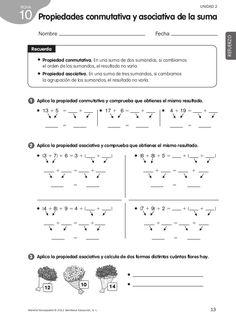 Propiedad Distributiva, Producto de Dos Dígitos por Un Dígito (A ...