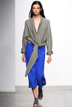 Creatures of Comfort - Spring 2015 Ready-to-Wear