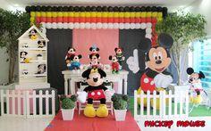 Mickey Mouse - Muita Festa Decorações