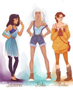 Disney Princesses #Disney
