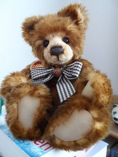 Scamp - this is the 3rd Charlie Bear in my collection