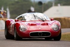 Alfa Romeo Tipo 33/2 Fléron  #RePin by AT Social Media Marketing - Pinterest Marketing Specialists ATSocialMedia.co.uk