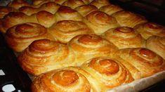 Hungarian Recipes, Russian Recipes, Cake Cookies, Sugar Cookies, Good Food, Yummy Food, Romanian Food, Pudding Desserts, Food Goals