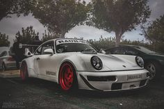 Hoonigan Porsche 965! by David Coyne Photography on Flickr.