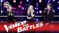 """The Voice 2015 Battle - Andi & Alex vs. Chance Peña: """"Wherever You Will Go"""""""