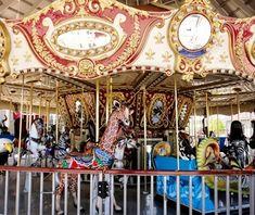 Morgan Wonderland Carousel, San Antonio, TX - America's Best Carousels | Travel + Leisure