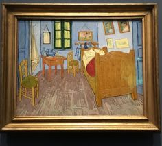 Van Gogh, Museé d'Orsay,  Paris, France August 2016 (photo: Katherine Westmoreland)