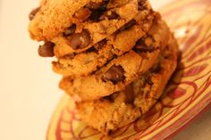 The Best Paleo Maple Bacon Chocolate Chip Cookie (In the history of man)