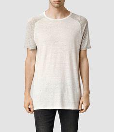 Mens Austin Crew T-Shirt (Slate) - product_image_alt_text_1