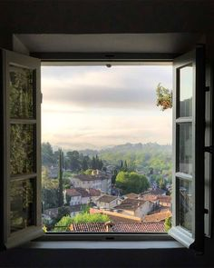The Places Youll Go, Places To Go, Beautiful World, Beautiful Places, Window View, Northern Italy, Travel Aesthetic, Adventure Is Out There, Plein Air