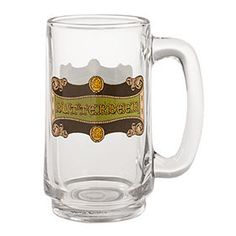 These Butterbeer mugs for the Harry Potter fans. | 27 Thoughtful Wedding Gifts For Couples Who Love Booze