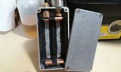 Top 3 Reasons Why Advanced Vapors Like Custom Mechanical Mod #mechmod #wellonvape #wellonecig