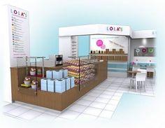 Sheridan & Co Design Cupcake Bar for Lola's Bakery