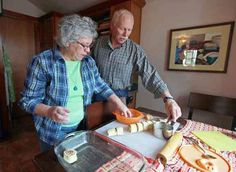 Pittsfield woman puts art into cooking - Herald-Whig -