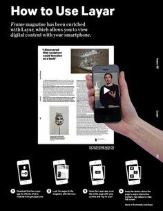 Layar om extra informatie toe te voegen aan locaties en objecten.   Layar in Frame 95 - News - Frameweb