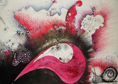 """Saatchi Online Artist Salim Bugay; Painting, """"MyWay"""" #art"""