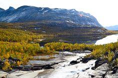 Flott høstlandskap i Gjerdalen i Sørfold     http://www.tursiden.no/flott-hostlandskap-i-gjerdalen-i-sorfold/